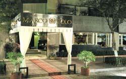 Main entrance to Marco Polo