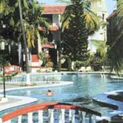 Poolside at Las Palmas