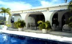 Pool at Villa Azul