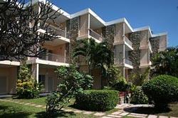 Boca Chica Hotel Exterior
