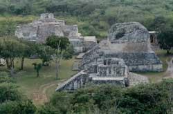 Acropolis at Ek-Balam