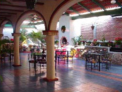 Patio at Casa del Sol