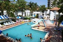 Pool at Hotel Playa Paraiso