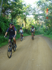Mountain Biking - Sierra Madre