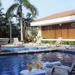 Pool at Fiesta Inn