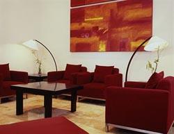 Lobby at Fiesta Inn Cd Obregon