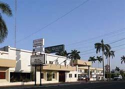 Streetview Quality Inn Obregon