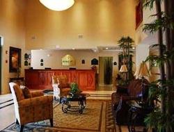 Lobby at Wingate Chihuahua