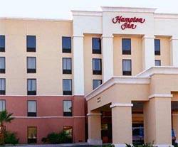 Streetview Hampton Inn Juarez
