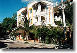 Street view of Hotel Cohiba