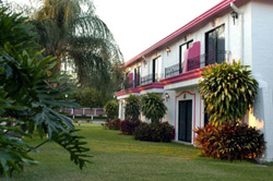 Garden at Mision Colima