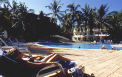 Pool Side at Costa Azul