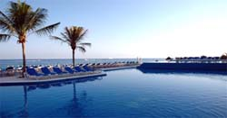 Pool at Cozumel Palace Resort