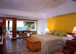 Room at Presidente Cozumel