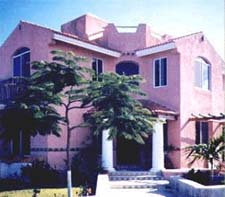 Villa Zara in Cozumel