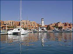 Tesoro Los Cabos from Marina