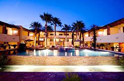 Pool at Los Patios Hotel