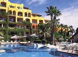 Pool at Melia Cabo San Lucas