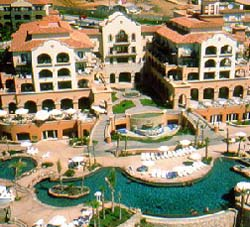 Air-view Sheraton Cabo