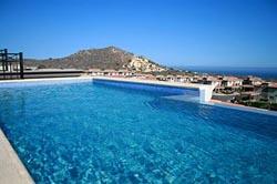 Pool at Ventanas Hotel