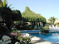 Pool at Villas del Pescador