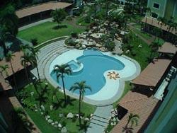 Pool at Holiday Inn Cuernavaca