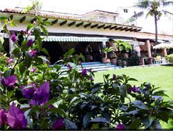 Gardens at Mision Cuernavaca