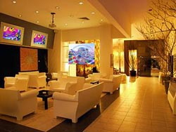 Lobby at Be Smart Cancun