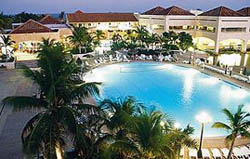 Pool at Club Med Cancun