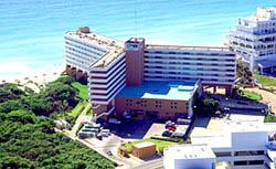Aerial view Caribbean Village