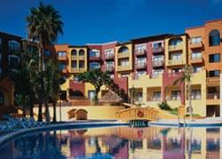 Pool @ Fiesta Americana Villas