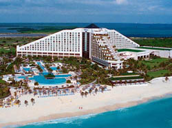 Hilton Cancun Golf & Beach Res