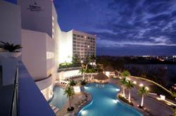 Pool @ Le Blanc Spa Resort