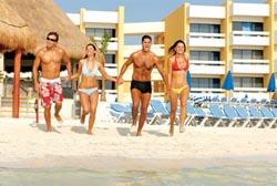 Beach at Temptation Resort Spa