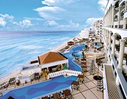 Beach at the Royal in Cancun