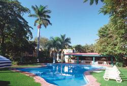 Pool at Mision Ciudad Valles