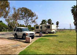 RV's-Estero Beach Trailer Park