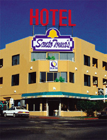 Santo Tomas Hotel in Ensenada