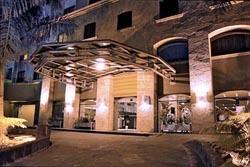 Motor Lobby at Hotel Celta