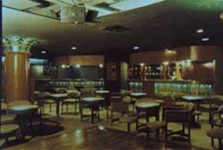 Lounge at Hotel Fenix