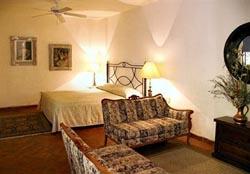 Room at Trocadero Suites