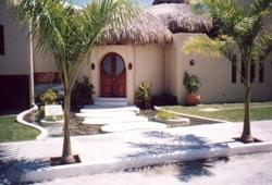Streetview of Agua Azul Villa