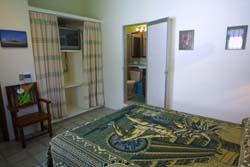 Bedroom at Huatulco B&B