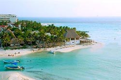 Beach at Na Balam Suites