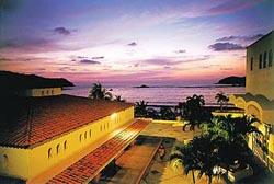 Sunset at Club Med Ixtapa