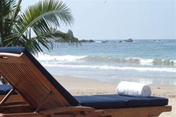 Beach at Loma del Mar
