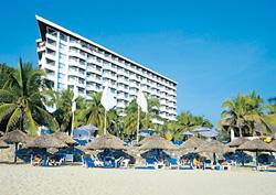 Beach at Krystal Ixtapa