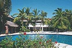 Pool at Villas Paraiso