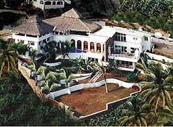 Airview of Chateau Manzanillo