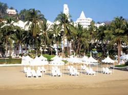 Beach at Las Hadas Resort